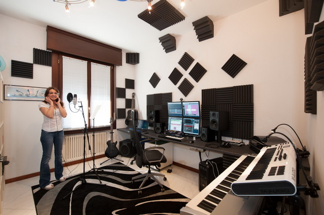 Miraculous 20 Home Recording Studio Setup Ideas To Inspire You Infamous Largest Home Design Picture Inspirations Pitcheantrous