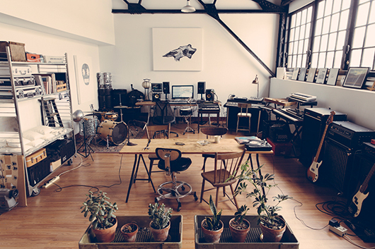 Magnificent 20 Home Recording Studio Setup Ideas To Inspire You Infamous Largest Home Design Picture Inspirations Pitcheantrous
