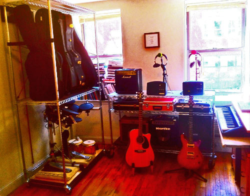 Stupendous 20 Home Recording Studio Setup Ideas To Inspire You Infamous Largest Home Design Picture Inspirations Pitcheantrous