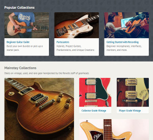 Reverb HandPicked Collections