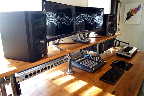 Awesome 151 Home Recording Studio Setup Ideas Infamous Musician Largest Home Design Picture Inspirations Pitcheantrous