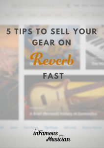 5 Tips to Sell Your Gear on Reverb Fast
