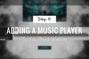 Adding a Music Player to Your Band Website