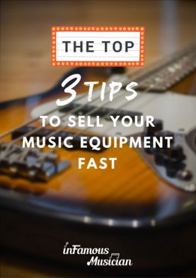 Tips For Selling Music Equipment PDF Image
