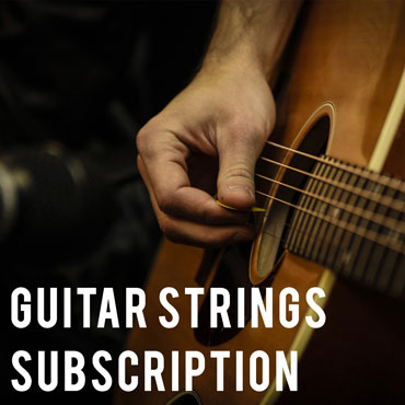 Guitar String Subscription