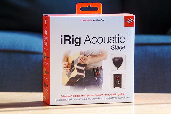iRig Acoustic Stage Box