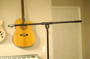 T-Off Microphone Stand