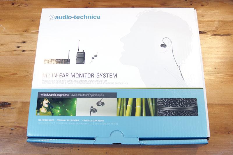 Audio-Technica M2 - Unboxing