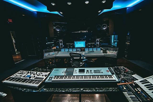 Blue Light Recording Studio