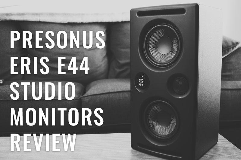 Presonus Erie E44 Review