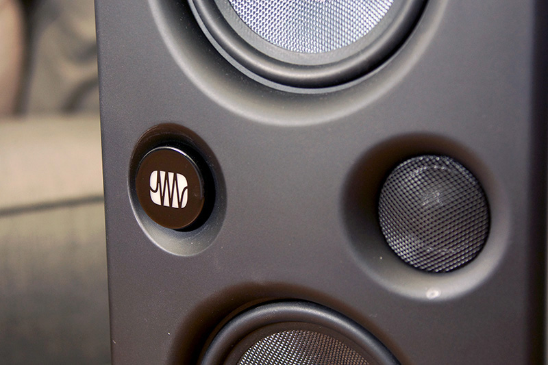 Presonus Erie E44 Studio Monitors - Logo