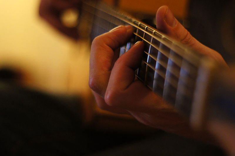 Getting Started: How To Write Guitar Riffs