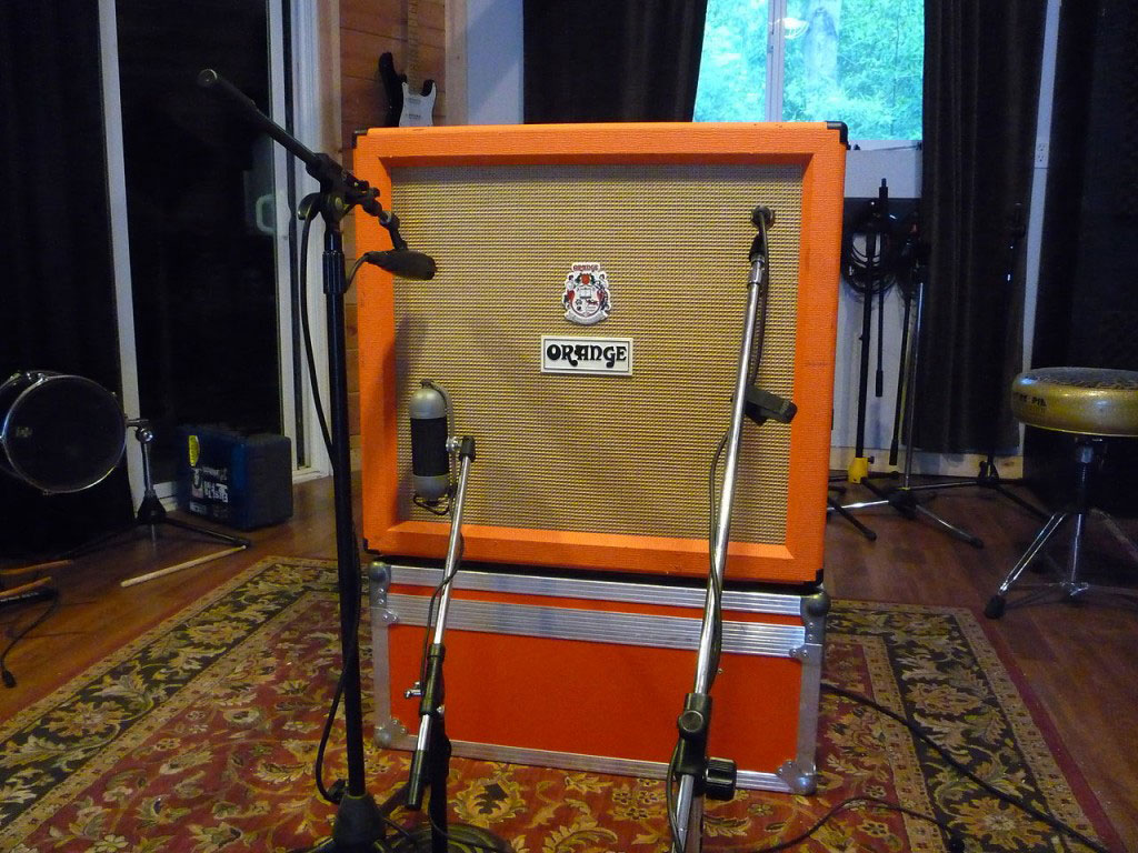 Writing And Recording Songs: Starting Small - Orange Cab