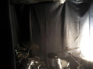 Cheap Sound Absorption Drums