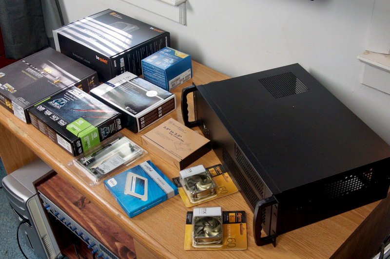 How to Build a Rackmount PC for Video Editing & Music