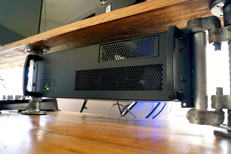 Build a Rackmount PC for Video Editing