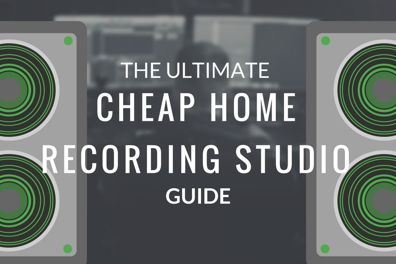 Cheap Home Recording Studio