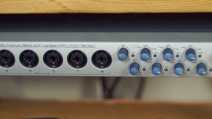 Audio Interface Setup