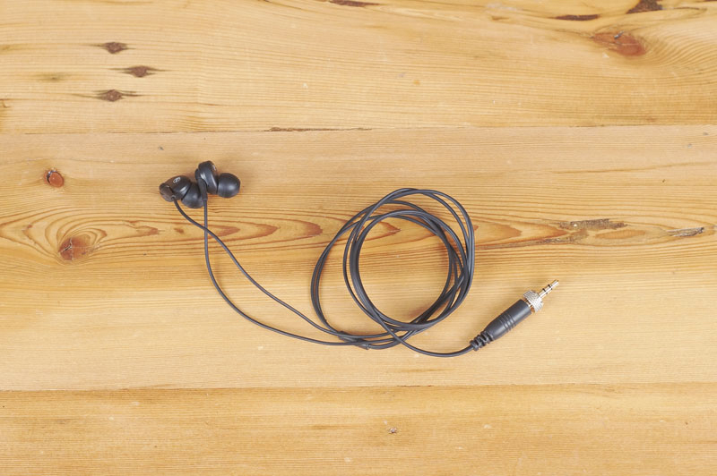 Audio-Technica M2 - Included Headphones
