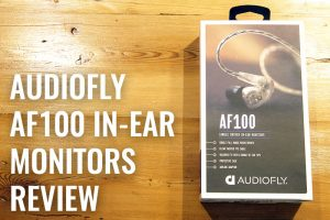 Audiofly Af100 In-Ear Monitors Review