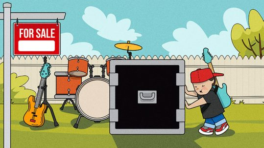 The Best Places to Sell Music Gear