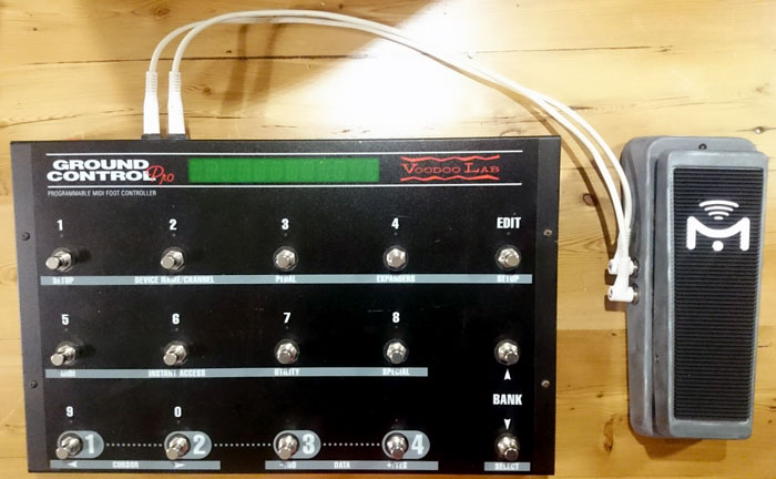 Ground Control Pro with Mission Engineering SP-1