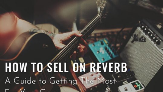 How to Sell on Reverb
