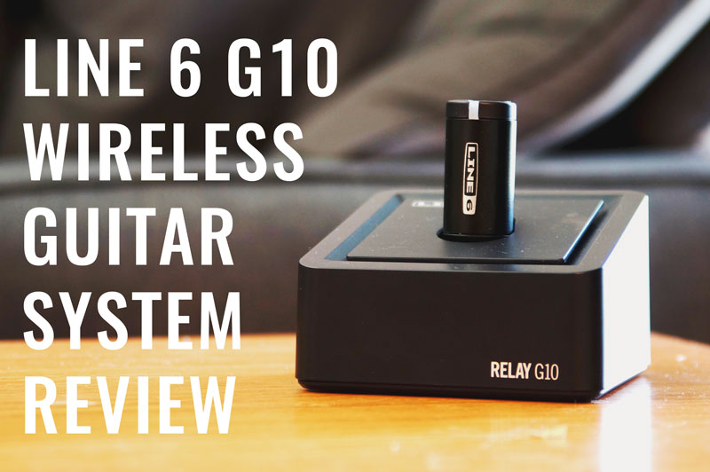 Line 6 G10 Review