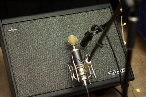 Line 6 PowerCab Plus - Mic'ed