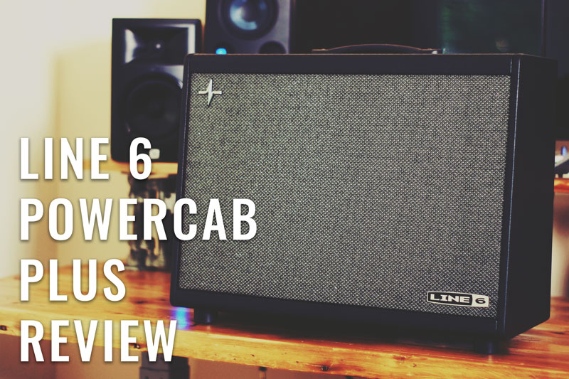 Line 6 PowerCab Plus Review