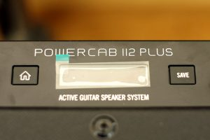 Line 6 PowerCab Plus - Top
