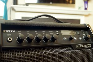 Line 6 Spider V30 Knobs