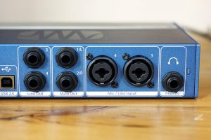 Presonus Studio 68 - Back
