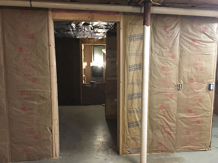 Recording Studio Insulation