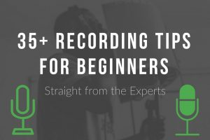 Recording Tips